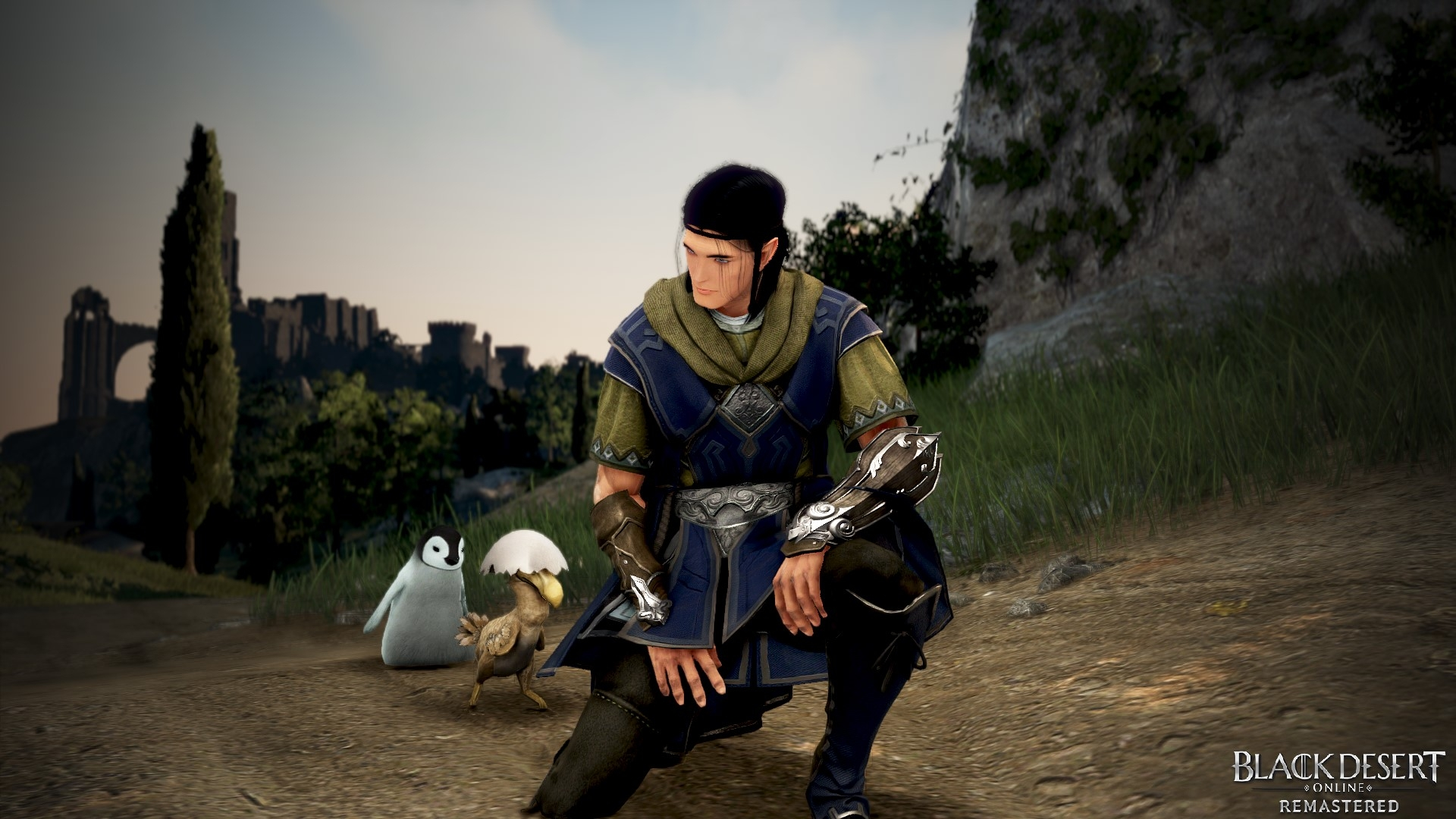 Shooting Stuff with the Black Desert Online Archer - MMORPG com