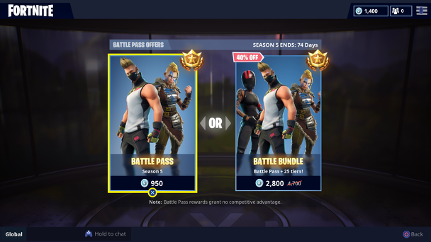 Fortnite Season 6 Launch Date New Skins Battle Pass Cost Mmorpg